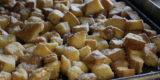 菊太郎の生食パンでつくるラスク