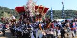 小豆島の秋祭り①