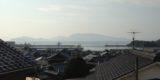 小江の高台からの眺め